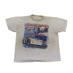 Other - Vintage Distressed Mayfield Nascar T Shirt